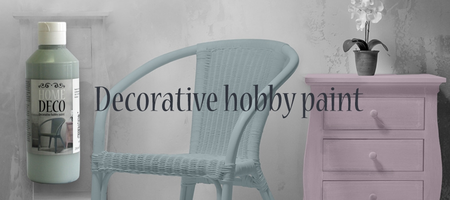 Slide Decorative Hobby Paint